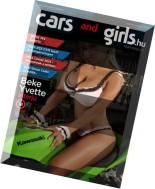 Cars and Girls - April 2014