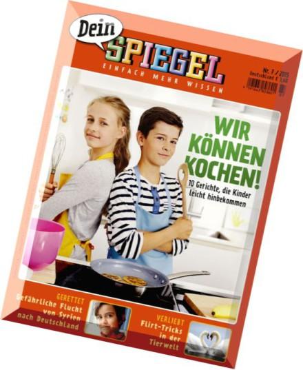 Download dein spiegel juli 2015 pdf magazine for Spiegel journal