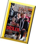 National Geographic Turkey - Nisan 2015