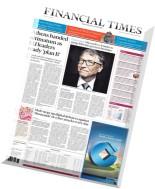 Financial Times UK - (06-26-2015)