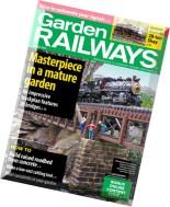 Garden Railways - August 2015