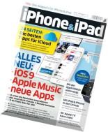 iPhone & iPad - Juli-August 2015