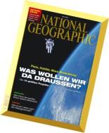 National Geographic Germany - Juli 2015