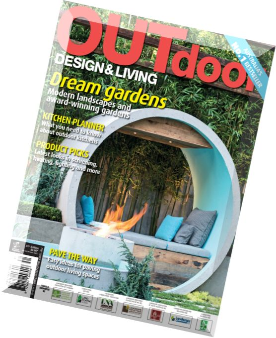 Download outdoor design living issue 31 2015 pdf for Outdoor living magazine