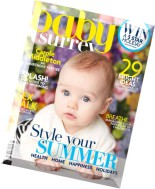 Baby Surrey - July-August 2015