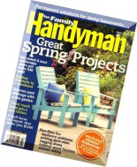 The Family Handyman - Aprl 2007