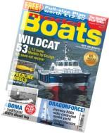 Model Boats - August 2015