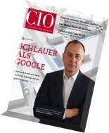 CIO - Juli-August 2015
