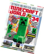 Minecraft World - Issue 2, 2015