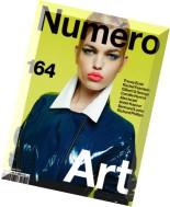 Numero Magazine N 164 - Juin-Juillet 2015