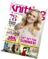 Simply Knitting - July 2015