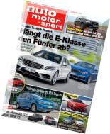 auto motor und sport - 14-2015 (25.06.2015)