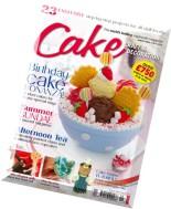 Cake Craft & Decoration - August 2015