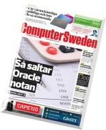 Computer Sweden - 18 Juni 2015