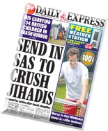 Daily Express - 29 June 2015