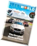 Fleet World - June 2015