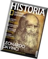 Historia National Geographic Spain - Julio 2015