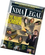 India Legal - 15 July 2015