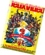 Jeux Video Magazine - Special Ete 2015