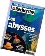 Les Dossiers de La Recherche N 3 - Avril-Mai 2013