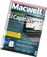 Macwelt - August 2015