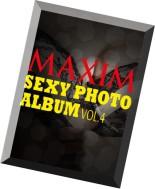 Maxim Thailand - Sexy Photo Album Vol.4