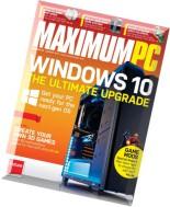 Maximum PC - August 2015