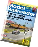 Model Railroader - August 2015