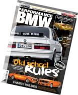 Performance BMW - August 2015