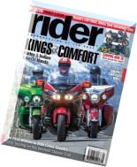 Rider - August 2015