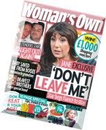 Woman's Own - 6 July 2015