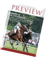 Cotswold Preview - July-August 2015