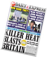 Daily Express - 1 July 2015