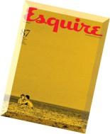 Esquire Spain - Julio-Agosto 2015