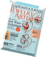 Lapidary Journal Jewelry Artist - July 2015