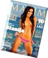 Maxim Serbia - November 2011