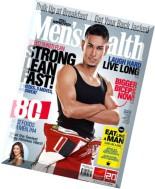 Men's Health Philippines - July 2015