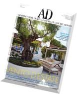 AD Architectural Digest Italia - Luglio 2015
