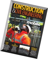 Construction & Civil Engineering - July 2015