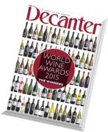 Decanter - World Wine Awards 2015