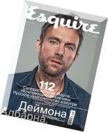 Esquire Russia - July 2015