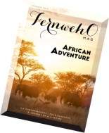 FernwehO Mag N 4 - African Adventure, Sommer 2015