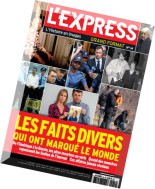 L'Express Grand Format N 14, 2015