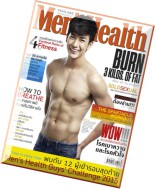 Men's Health Thailand - July 2015