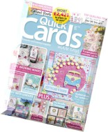 Quick Cards Made Easy - July 2015