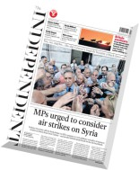 The Independent - 2 July 2015