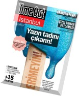 Time Out Istanbul - Temmuz 2015