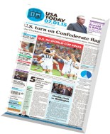 USA Today - 1 July 2015