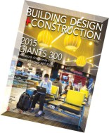 Building Design + Construction - July 2015