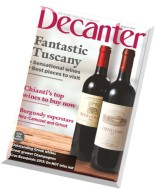 Decanter - August 2015